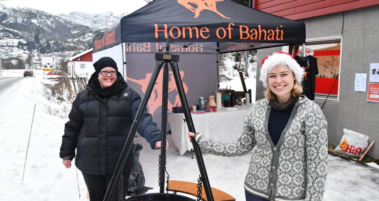 Et bilde som inneholder utendørs, person, himmel, gå på ski Automatisk generert beskrivelse