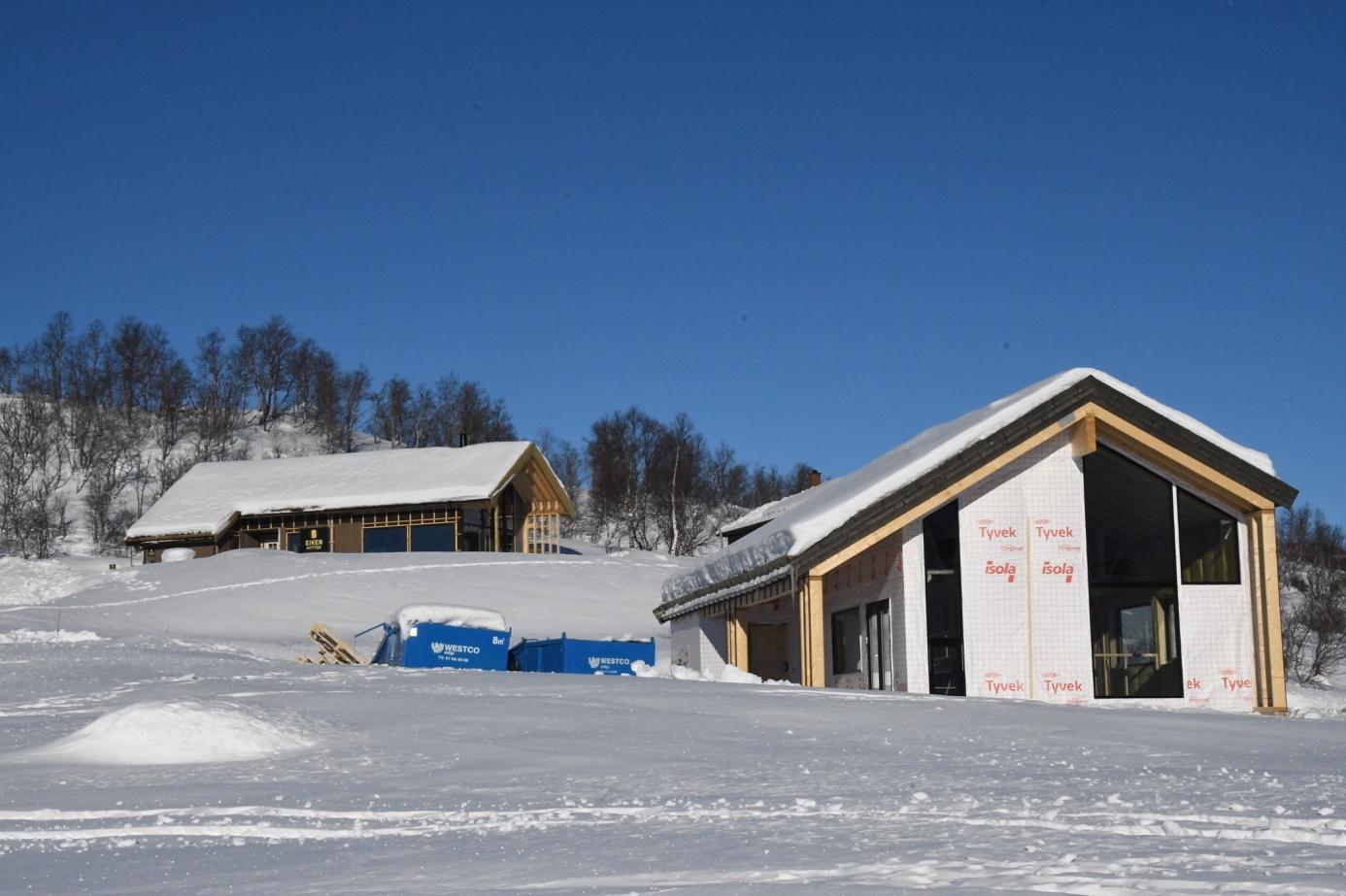 Et bilde som inneholder utendørs, himmel, snø  Automatisk generert beskrivelse