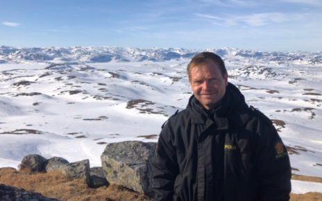 Et bilde som inneholder utendørs, snø, person, himmel Automatisk generert beskrivelse