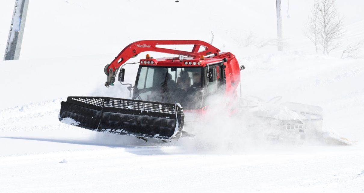Et bilde som inneholder snø, utendørs, transport, dekket Automatisk generert beskrivelse