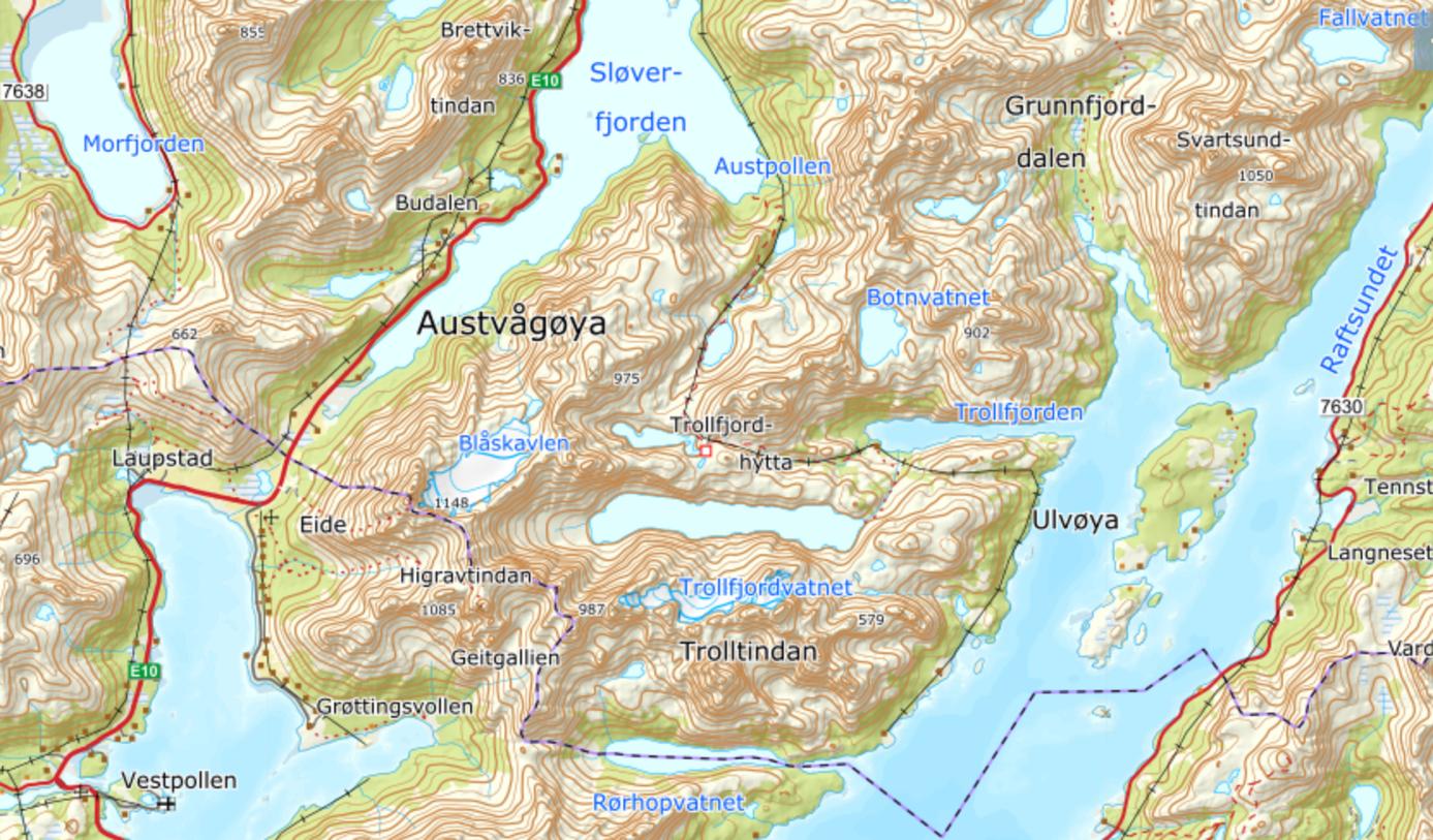 Et bilde som inneholder kart  Automatisk generert beskrivelse