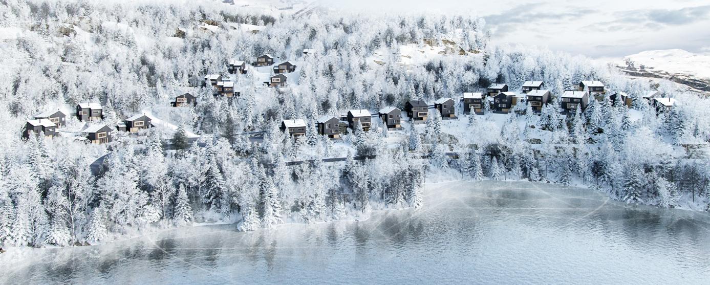 Et bilde som inneholder utendørs, snø, natur, bakke  Automatisk generert beskrivelse