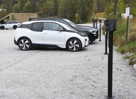 Et bilde som inneholder tre, utendørs, bil, bilvei Automatisk generert beskrivelse
